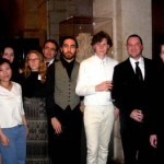 The Paine Scholarship winners, finalists and curator.