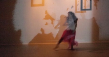 Zoe Dance performing Echo during Movement at the Mills. 2011