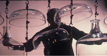Partch's Cloud Chamber Bowls