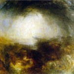 JMW Turner, Shade and Darkness, The Evening of The Deluge (1843)