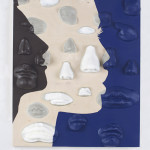 Lucy Kim, Untitled (Faces)