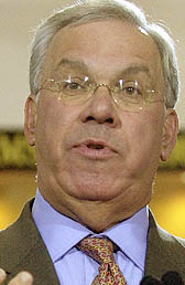 Thomas M. Menino, the mayor of our fair city.