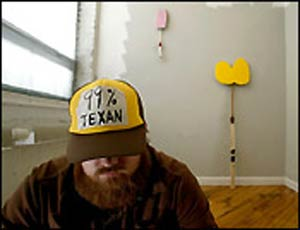 Sean Horton lets us know who he really is, from his show I Heart Texas
