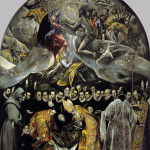 El Greco, The Burial of the Count of Orgaz, 1586-88