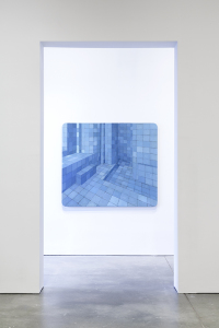 Adriana Varejão Virtual Environment II (Ambiente virtual II), 2001 Oil on canvas 55 1/8 x 63 inches Collection of The Olivier Berggruen Trust