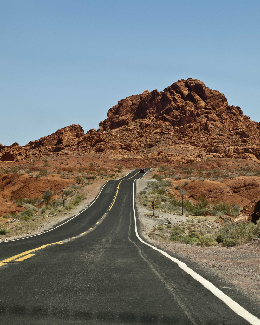 Barry Cronin, Valley of Fire (Nevada), Inkjet, 2012.