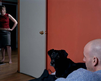 Amy Montali, Late, C-print, 30 x 40 inches, 2004