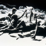 Carolee Schneeman Meat Joy film still, 1964