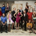 The cast of Work Of Art