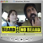 A new segment on DriveTime leaves the fate of Ravi's beard in the hands of the audience.