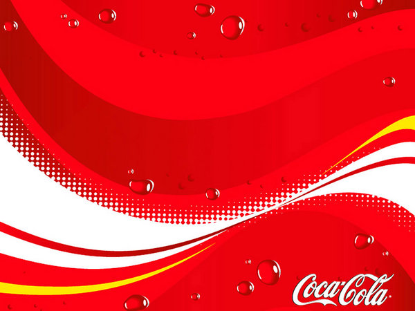 Downloadable Coca-Cola wallpaper for the iPhone