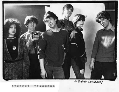The Student Teachers. Guess which one is Bill... Photo by Steve Lombardi