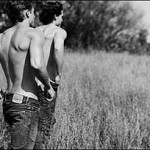 photograph from Abercrombie & Fitch advertisement