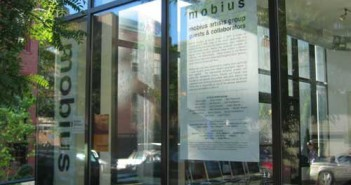Mobius, in Boston's South End, one of Boston's longest-running alternative spaces