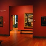 A view of the gallery: Seventeenth Century Dutch and Flemish Painting Gallery