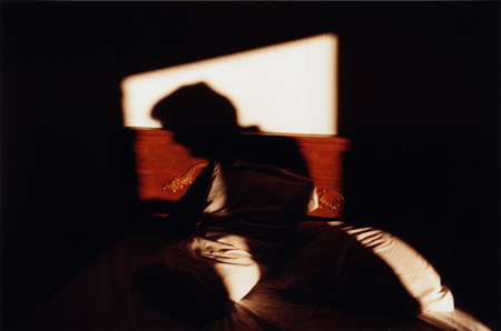 "Michael Schmelling, Untitled (Shadow), Mexico (from ""Shut Up Truth""), 2001"