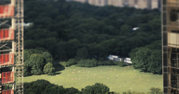 Susan Wides, Mannahatta 7.2.07 (Sheep's Meadow), chromogenic print, 2007