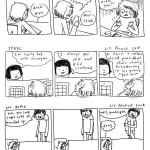 A selection of comics by Liz Prince