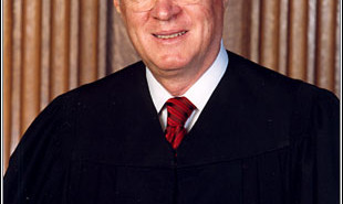 Justice Anthony Kennedy.