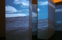 Georgie Friedman, Sea and Skies, Video installation, 2008.