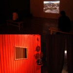 Kathleen Rugh, I remember that they existed, but not what they were, (2 installation views), Film, 2008.