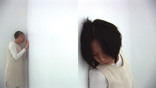 Deborah wing-sproul + Ling-Wen Tsai, One / Another, single channel video projection, 2009.