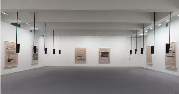 Susan Philipsz: Part File Score January 8 — February 14, 2015 Courtesy the artist and Tanya Bonakdar Gallery, New York
