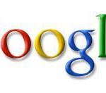 The trademarked (so no one can steal it) Google logo.