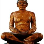The likeness of Khakheperresenb, a poet who ran out of ideas 4000 years ago. (Image acquired on Google Image Search)
