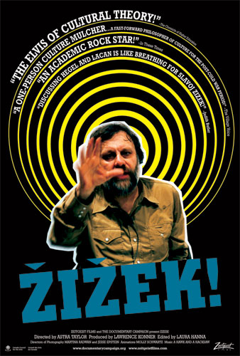 poster for Zizek!