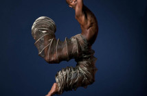 Dancer Keelan Whitmore. Photo by Marty Sohl.