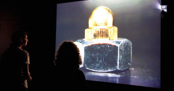 Kader Attia, History of a Myth: The Small Dome of the Rock, Video installation, 2010