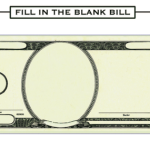 A blank bill that can be downloaded and filled in by students... or anyone!