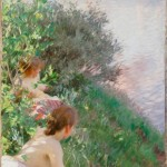 Opal, 1891, Anders Zorn (Swedish, 1860-1920), Worcester Art Museum, Worcester, Massachusetts