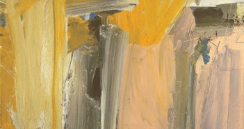 Willem de Kooning, Door to the River, 1960. Oil on canvas, 80 × 70 in. (203.2 × 177.8 cm). Whitney Museum of American Art, New York; purchase with funds from the Friends of the Whitney Museum of American Art 60.63 © 2009 The Willem de Kooning Foundation / Artists Rights Society (ARS), New York