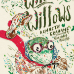 Hand embroidered Penguin Threads collectible edition of The Wind in the Willows  AD: Paul Buckley