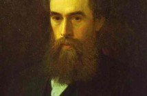 Ivan Kramskoy, Portrait of Pavel Tretyakov, the Art Collector, Founder of the Gallery. 1876. Oil on canvas. The Tretyakov Gallery, Moscow, Russia.