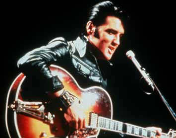 Notroius sixty-eight's: Elvis immortalized in his network broadcast '68 Comeback Special.