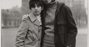 Susan Sontag and her son, David, N.Y.C Diane Arbus (American, 1923—1971) 1965 Photograph, gelatin silver print *The Lane Collection *Copyright © The Estate of Diane Arbus *Courtesy, Museum of Fine Arts, Boston