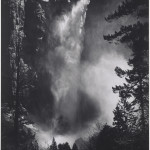 Bridal Veil Fall, Yosemite Valley, California Ansel Adams (American, 1902—1984) Negative date: about 1927 Photograph, gelatin silver print *The Lane Collection *Courtesy, Museum of Fine Arts, Boston