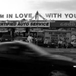 Corinne Carlson, image from the installation, Used Cars, 1995 - 2001