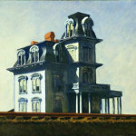 Edward Hopper, House by the Railroad, oil on canvas, 1925, Museum of Modern Art, New York City