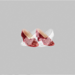 Matthew Gamber Ruby Slippers + Silver Shoes, Pigment Print, 2012 On view at Kayafas Gallery. Photo © Matthew Gamber