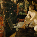 Tintoretto, Susannah and the Elders