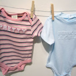 Melina O'Grady and daughter Niko, Blink, children's clothing, 2007