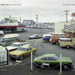 """Cover to the reissue of """"Uncommon Places"""" by Stephen Shore, published by Aperture in 2004."""