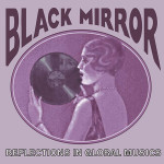The cover of Ian Nagoski's compilation Black Mirror.