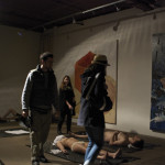 Image from Assembly performance by Rob Andrews. Image courtesy of the artist