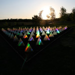 View of Spectacle, installation by Ryan Turley. Image courtesy of the artist
