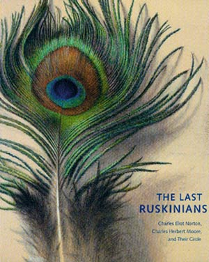 The catalogue for the Fogg Museum's Ruskinian exhibition.